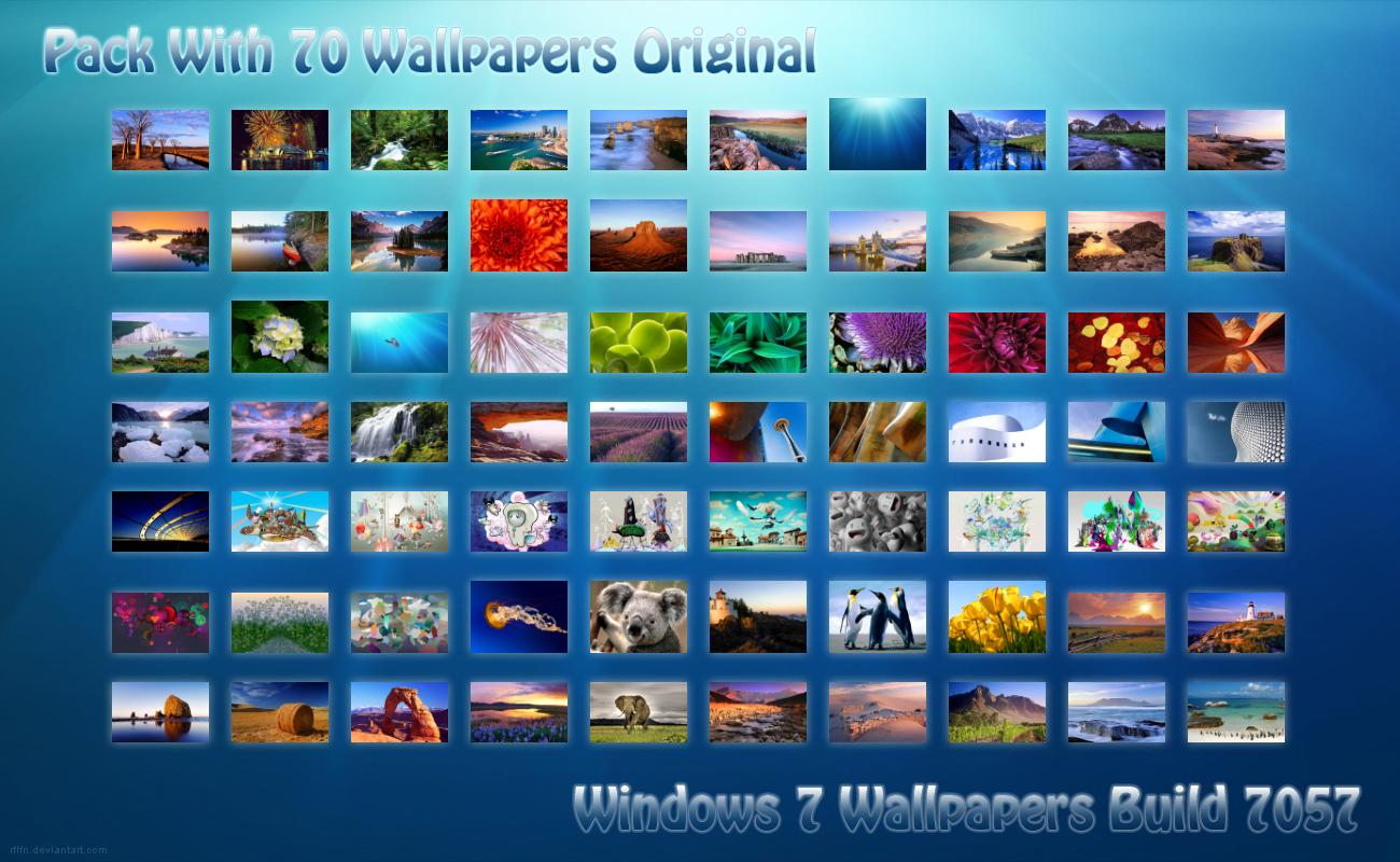 Windows 7 Wallpapers 7057