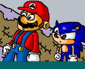 Mario and Sonic wintergames