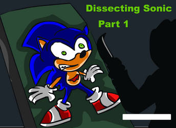 Dissecting Sonic prt.1 by Rogerregorroger