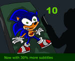 Sonic dissected 10