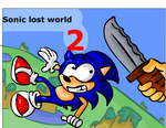 Sonic lost world Dissected prt2 and 3