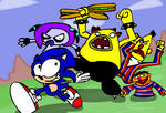 Sonic lost world in minutes