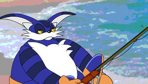 Big the cat's adventure 3 by Rogerregorroger