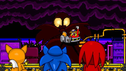 Sonic Mania in minutes by Rogerregorroger