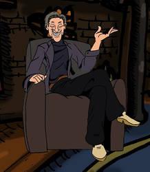 Kazuma Kiryu on the Maury Show