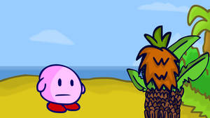 2 Kirby cartoons by Rogerregorroger