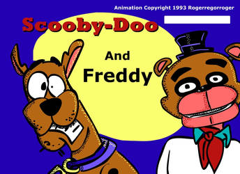Scooby and Freddy by Rogerregorroger