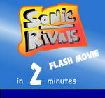 Sonic rivals in 2 minutes