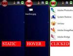 windows sharingan start button