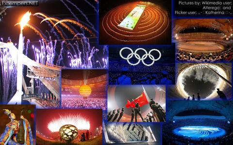 China Olympics 2008 Wallpaper by apb1991 on DeviantArt