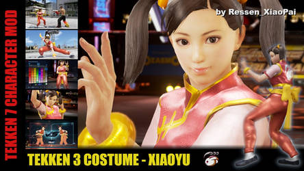 [TEKKEN 7 MOD] Tekken 3 Xiaoyu