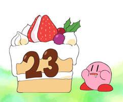 Kirby 23rd anniversary animation!(04.27.)