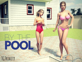By The Pool by TGTrinity