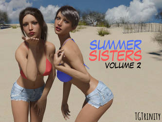 Summer Sisters: Volume 2 by TGTrinity