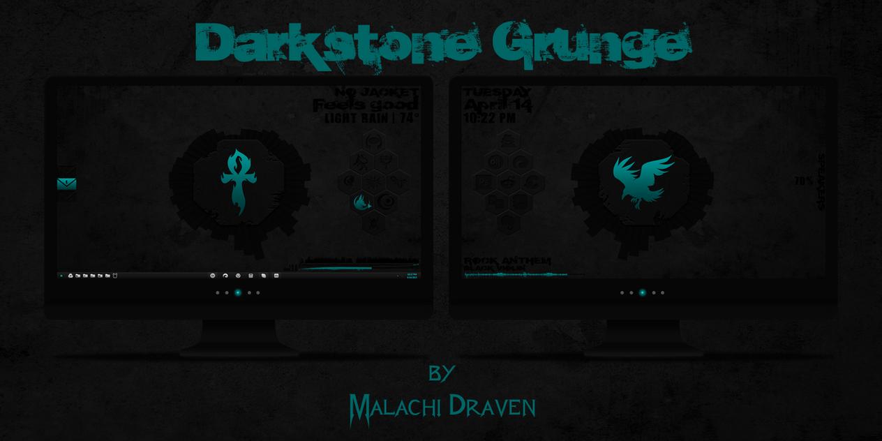 Darkstone Grunge 1.0 by MalachiDraven