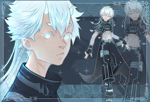 Auction Adoptable #8 [Closed]