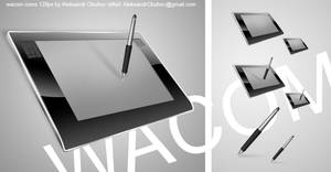 wacom icons by AleksandrObuhov