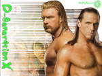 WWE Wallpaper Series 2: DX