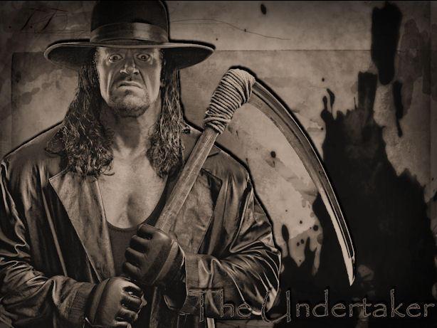 Undertaker Wallpaper By Tassie Taker