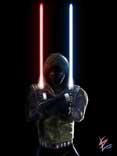 Jedi or Sith? by Dark-thief