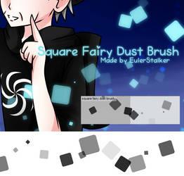 + Square Fairy Dust Brush | For MS5/CSP +