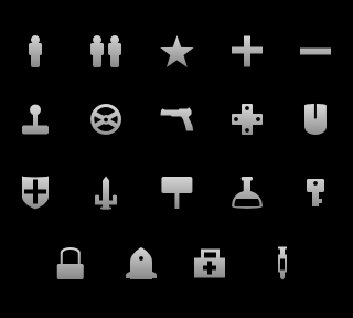 iPhone Tab Bar Icons - Gaming