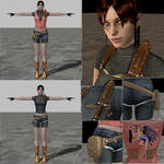 Claire Redfield DSC (RE2 Outfit) 1.0