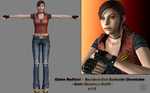 Claire Redfield DSC (Code Veronica Outfit) 1.0