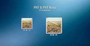 PHT+PHT Nano Covergloobus skin