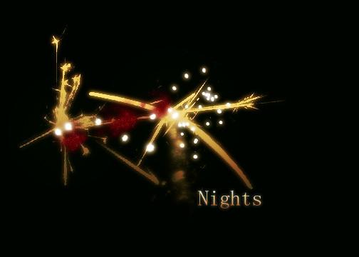 Nights by m0nica