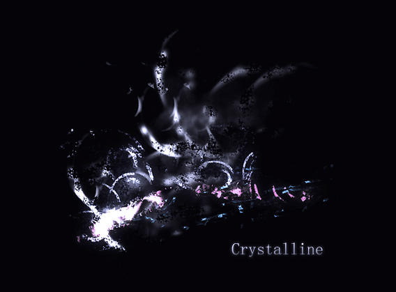 Crystalline by m0nica