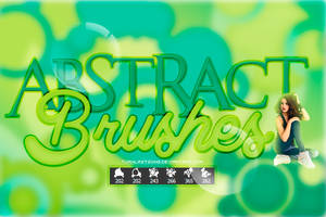 +ABSTRACT BRUSHES by turnlastsong