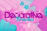 +DECORATIVE BRUSHES