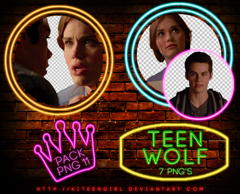 Teen Wolf - PACK PNG 11 by Kiteengirl