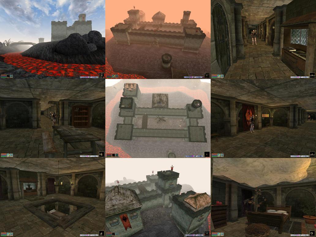 Prison Island (A Morrowind Plug-In) by JohnK222