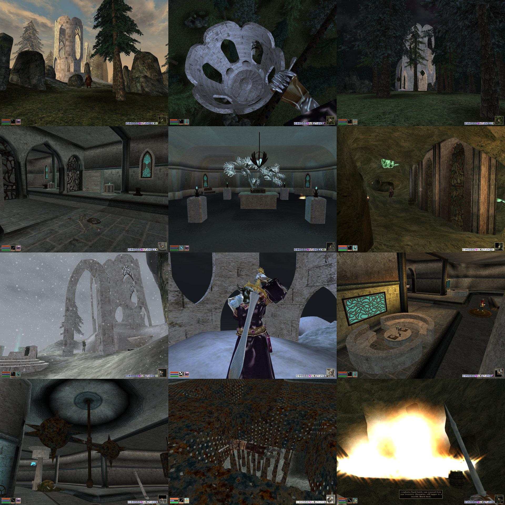 Ayleid Remnants (A Morrowind Plug-In) by JohnK222