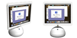iMac G4 Icons by JohnK222