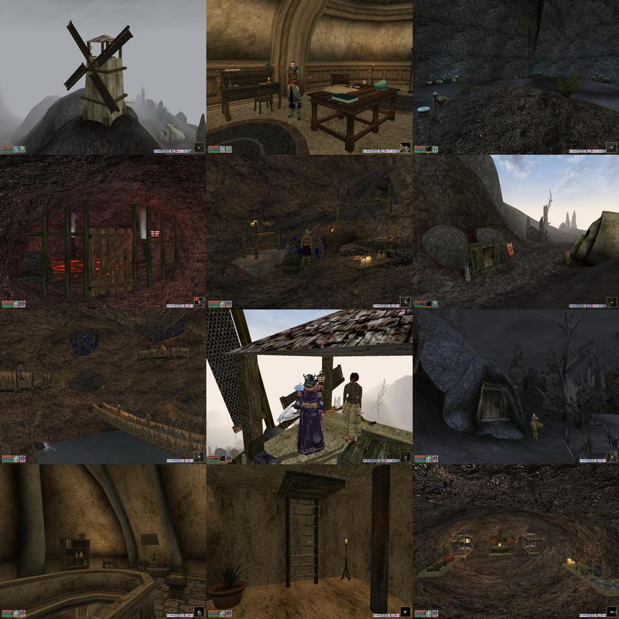 JMK's Sapphire Mine (For Morrowind) by JohnK222