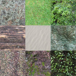 JMK's Nature Texture Variety Pack by JohnK222