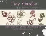 Brushes - Tiny Garden