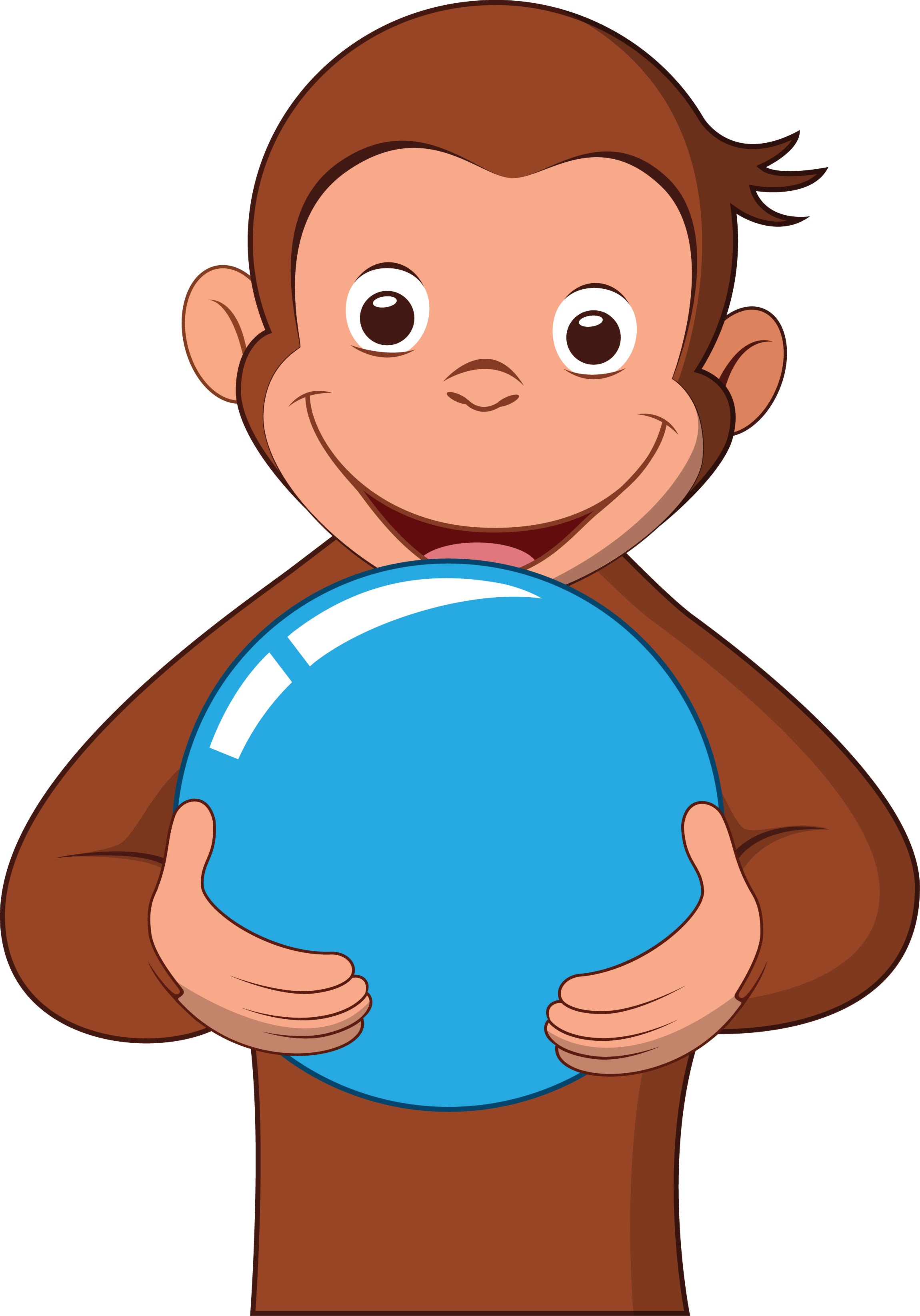 Free Curious George Invitation Template for luxury invitation layout