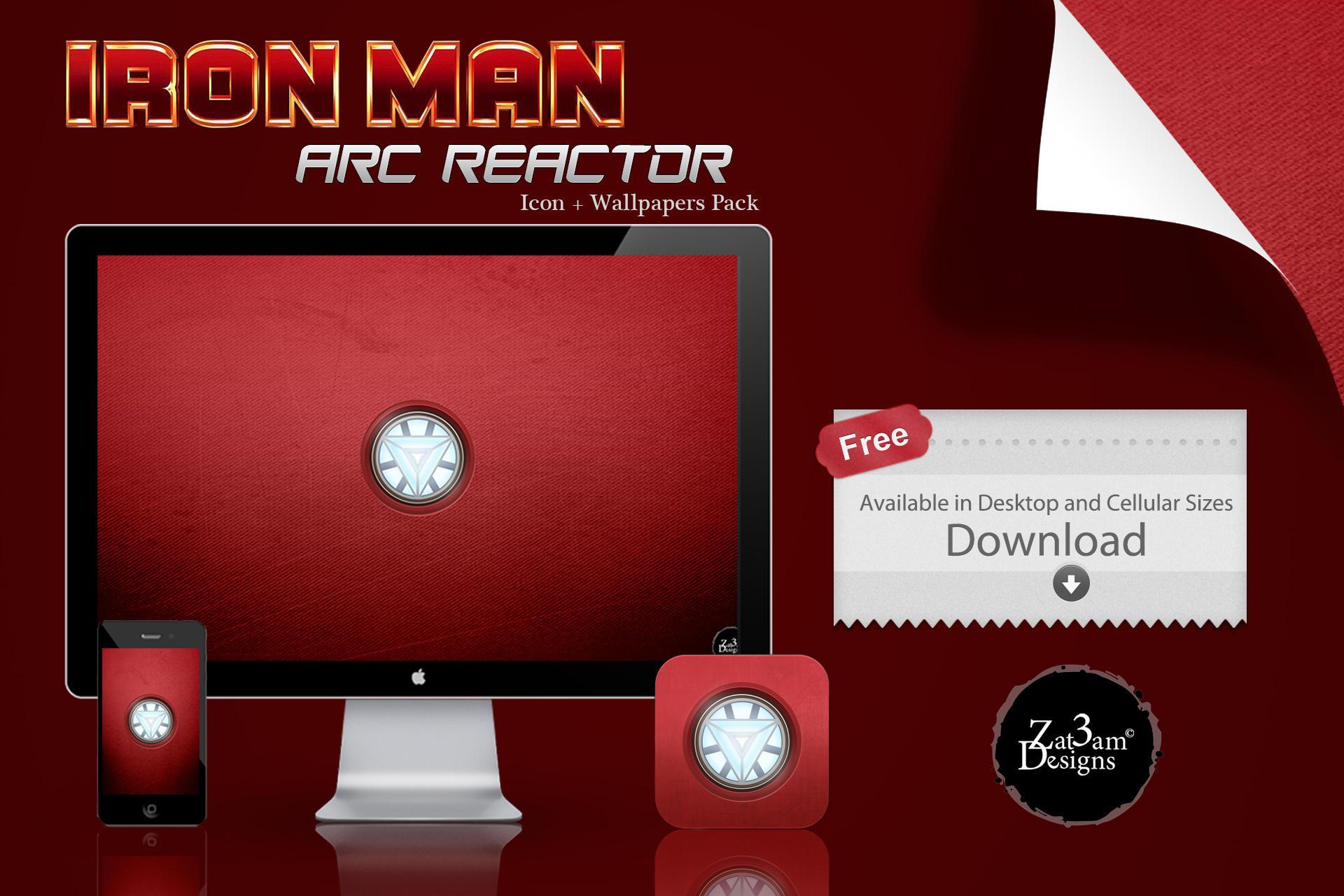 Arc Reactor IRONMAN By Syarawi On DeviantArt