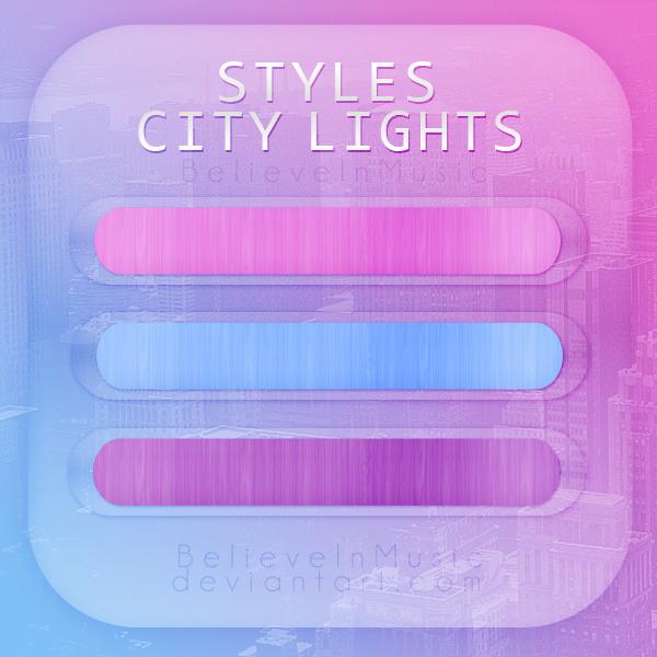 City Lights Styles by BelieveInMusic