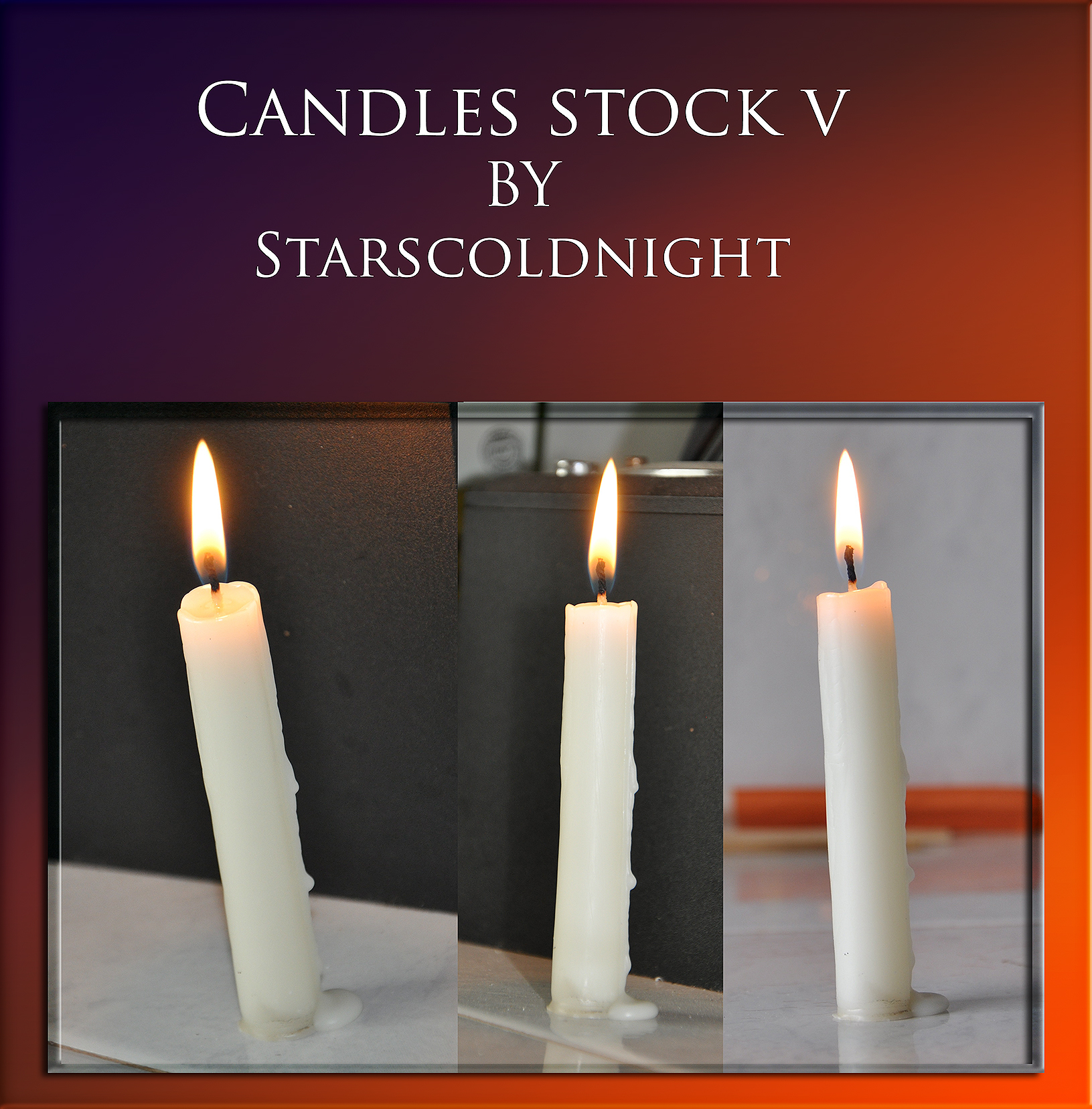 candles V by starscoldnight