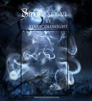 smoke set VI by starscoldnight by StarsColdNight