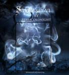 smoke set VI by starscoldnight