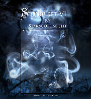 smoke set VI by starscoldnight