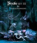 smoke set III by starscoldnight
