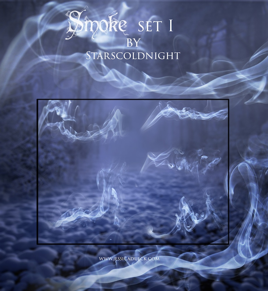 smoke set I by starscoldnight by StarsColdNight