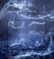 smoke set I by starscoldnight